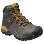 "Keen Utility Men's Cleveland 6"" Raven/Inca Gold Steel Toe Boots"