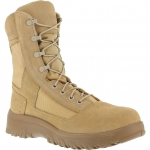 "Reebok Men's KRIOS Work Shoes CM8800 8"" Military Boots"