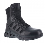 Reebok Men's ZigKick Tactical Boots Side Zip Composite Toe