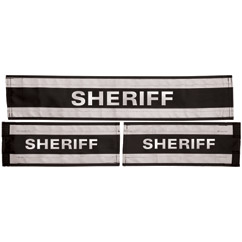 SHERIFF Panel Set for Breakaway Vest