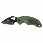 DRT Folding Knife - Plain Edge
