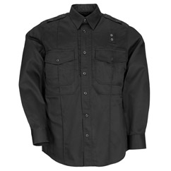 Men's PDU L/S Twill Class B Shirt